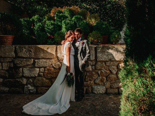 La boda de Isaac y Cristina en Ciudad Rodrigo, Salamanca 24