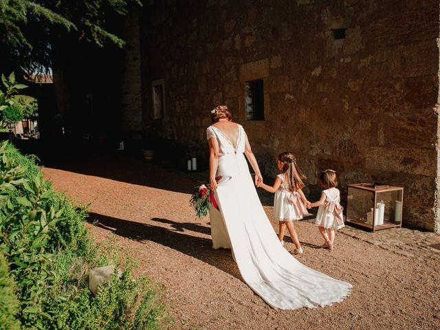 La boda de Isaac y Cristina en Ciudad Rodrigo, Salamanca 25