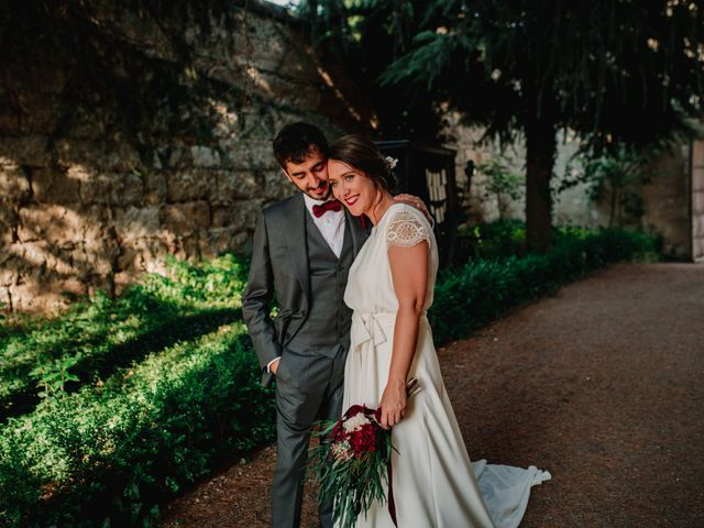 La boda de Isaac y Cristina en Ciudad Rodrigo, Salamanca 27