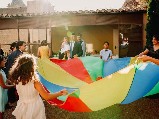 La boda de Isaac y Cristina en Ciudad Rodrigo, Salamanca 30