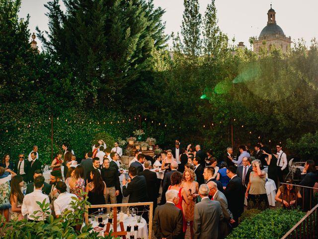 La boda de Isaac y Cristina en Ciudad Rodrigo, Salamanca 31