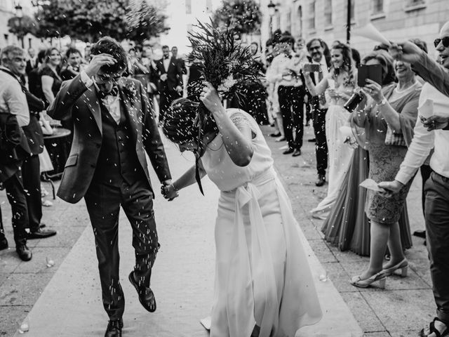 La boda de Isaac y Cristina en Ciudad Rodrigo, Salamanca 32
