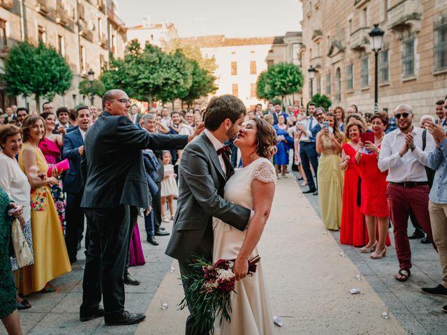 La boda de Isaac y Cristina en Ciudad Rodrigo, Salamanca 33
