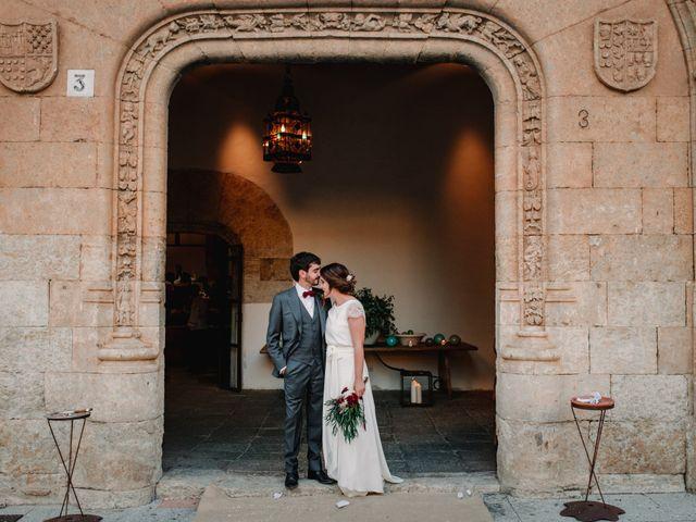 La boda de Isaac y Cristina en Ciudad Rodrigo, Salamanca 35