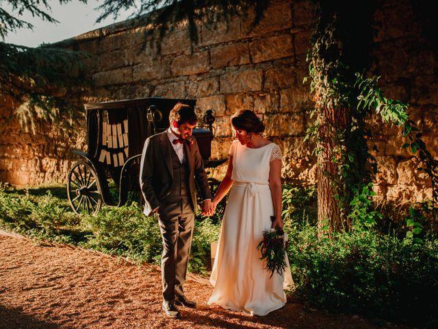 La boda de Isaac y Cristina en Ciudad Rodrigo, Salamanca 36
