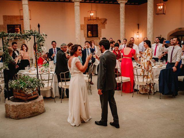 La boda de Isaac y Cristina en Ciudad Rodrigo, Salamanca 37