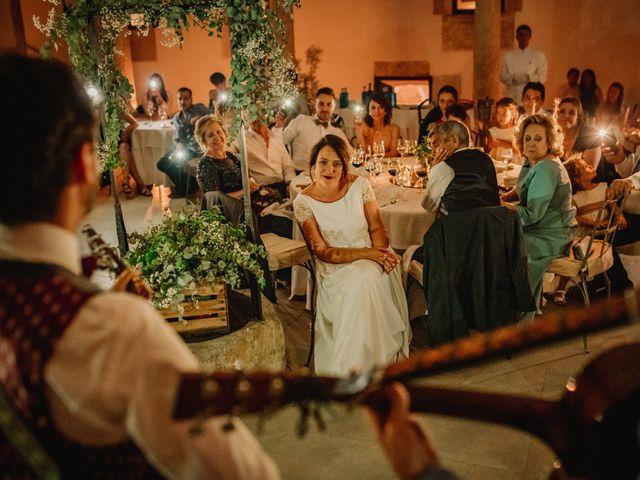 La boda de Isaac y Cristina en Ciudad Rodrigo, Salamanca 39