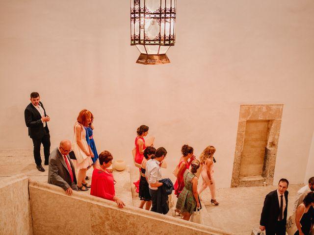 La boda de Isaac y Cristina en Ciudad Rodrigo, Salamanca 41