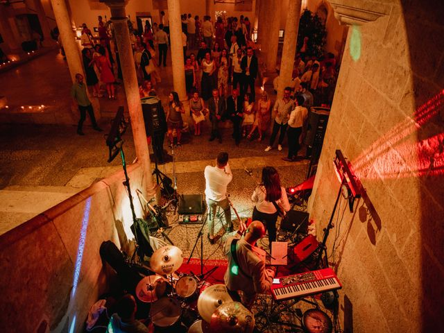 La boda de Isaac y Cristina en Ciudad Rodrigo, Salamanca 44