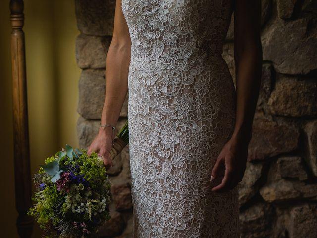 La boda de Alex y Paula en Torrecaballeros, Segovia 9