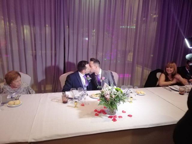 La boda de Gerard y Daniel