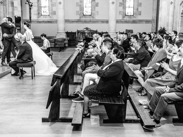 La boda de Anartz y Soraia en Dima, Vizcaya 13