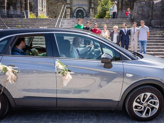 La boda de Anartz y Soraia en Dima, Vizcaya 16