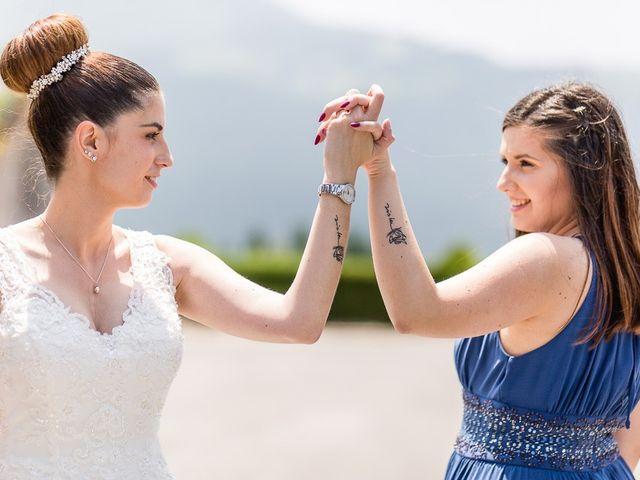La boda de Anartz y Soraia en Dima, Vizcaya 25