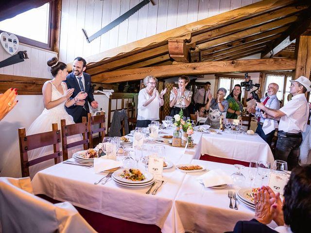 La boda de Anartz y Soraia en Dima, Vizcaya 29