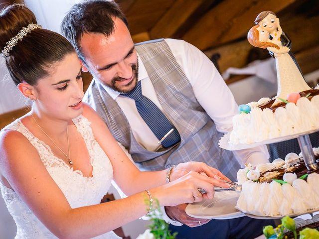 La boda de Anartz y Soraia en Dima, Vizcaya 31