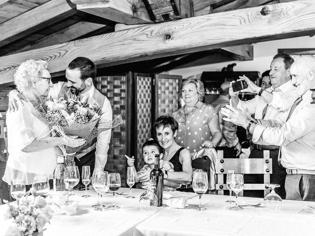La boda de Anartz y Soraia en Dima, Vizcaya 32