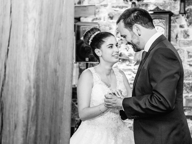 La boda de Anartz y Soraia en Dima, Vizcaya 38