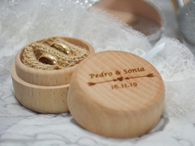 La boda de Pedro y Sonia en Rubi, Barcelona 7