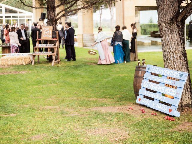 La boda de Marc y Marta en Arbucies, Girona 9