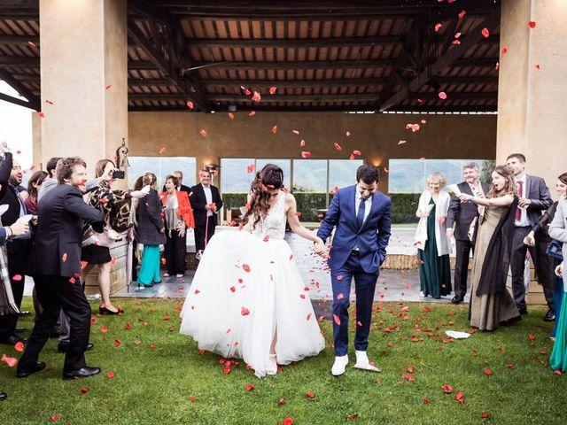 La boda de Marc y Marta en Arbucies, Girona 13