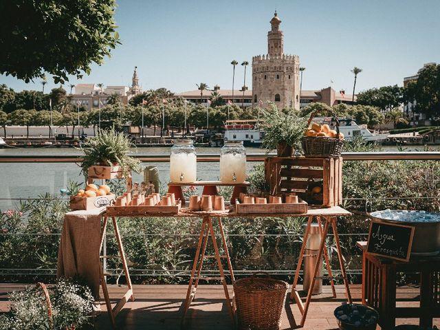 La boda de Daniel  y Porfirio  en Sevilla, Sevilla 2