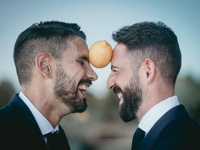 La boda de Daniel  y Porfirio  en Sevilla, Sevilla 4