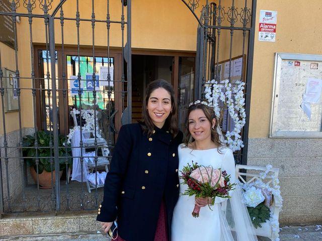 La boda de Jonathan y Rebeca en Garciaz, Cáceres 5