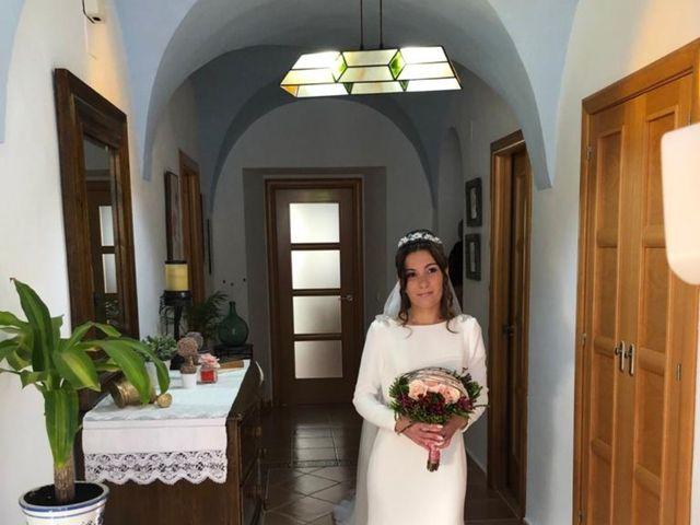 La boda de Jonathan y Rebeca en Garciaz, Cáceres 9