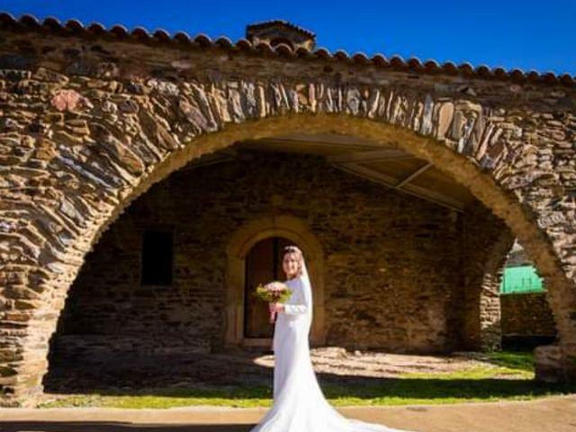La boda de Jonathan y Rebeca en Garciaz, Cáceres 15