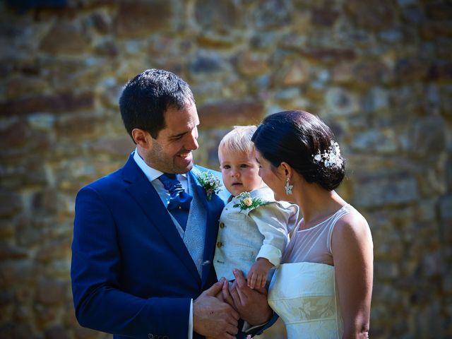 La boda de Esther y Gorka