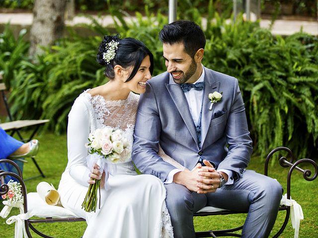 La boda de Itziar y David