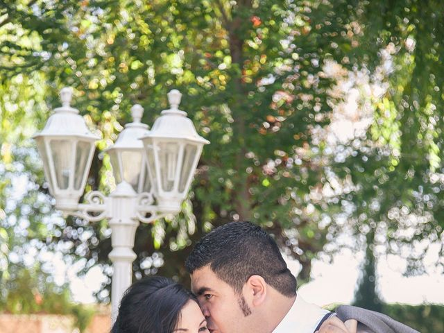 La boda de Fran y Virtu en Illescas, Toledo 9