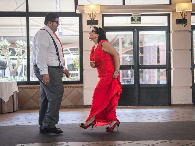 La boda de Fran y Virtu en Illescas, Toledo 12