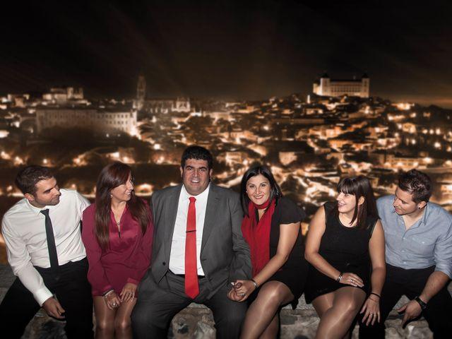 La boda de Fran y Virtu en Illescas, Toledo 37