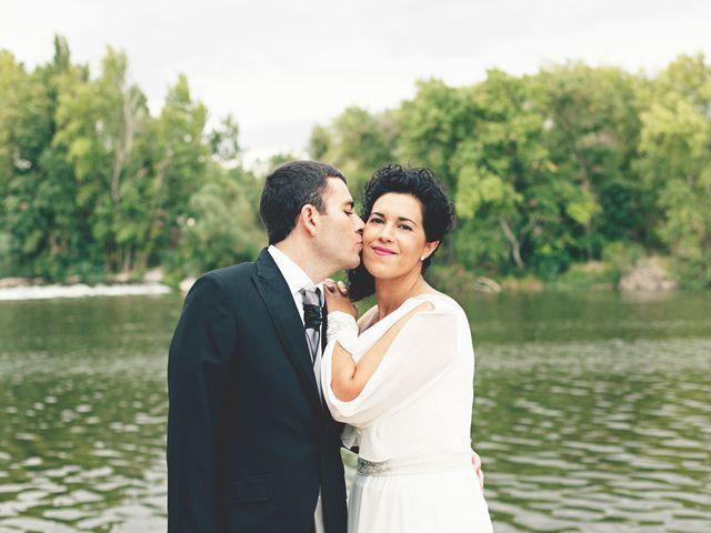 La boda de Josefina y Gustavo