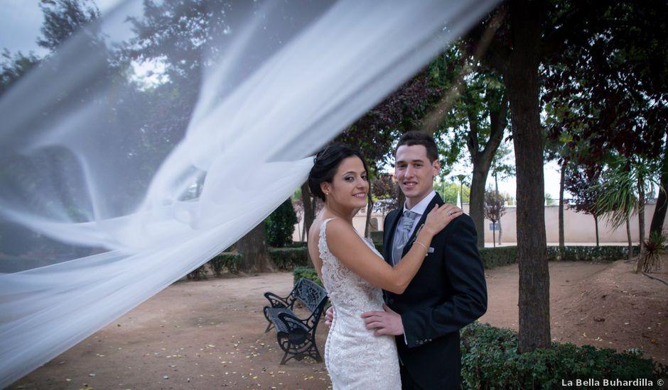 La boda de Julian y Yesica en Tomelloso, Ciudad Real