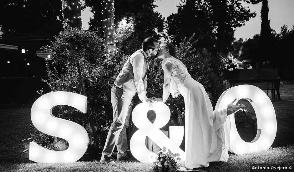 La boda de Otto y Saray en Fuente Vaqueros, Granada