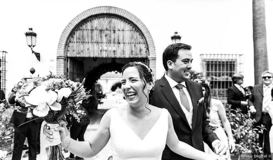 La boda de Miguel Angel y Sandra en Niebla, Huelva