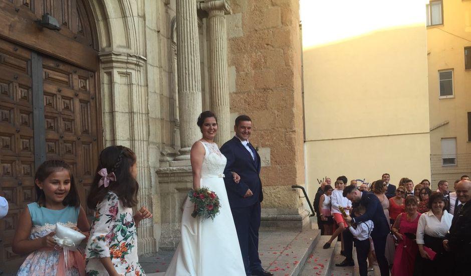 La boda de Jaimep y Melisa en León, León
