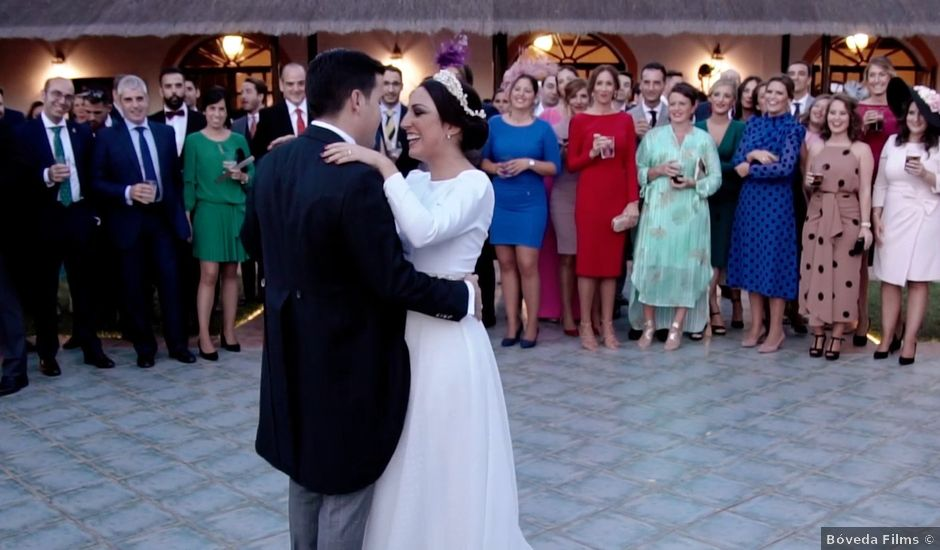 La boda de Javi y Bea en Mairena Del Alcor, Sevilla