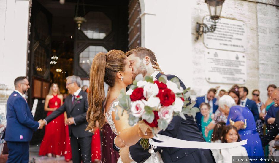 La boda de Mads y Myriam en Chiclana De La Frontera, Cádiz