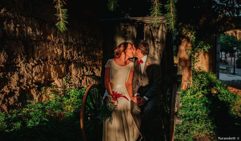 La boda de Isaac y Cristina en Ciudad Rodrigo, Salamanca