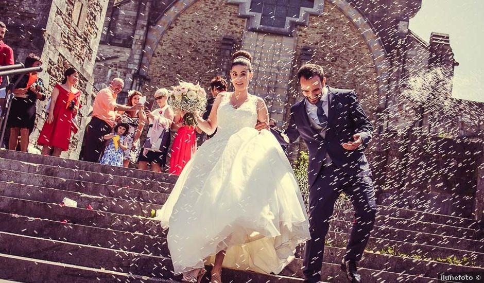 La boda de Anartz y Soraia en Dima, Vizcaya