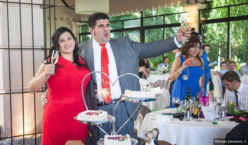 La boda de Fran y Virtu en Illescas, Toledo