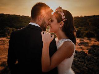 La boda de Virginia y Nico