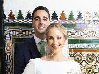 La boda de José María y Belén