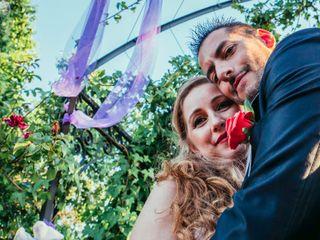 La boda de Mar y Ricardo