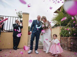 La boda de Cintia y Israel