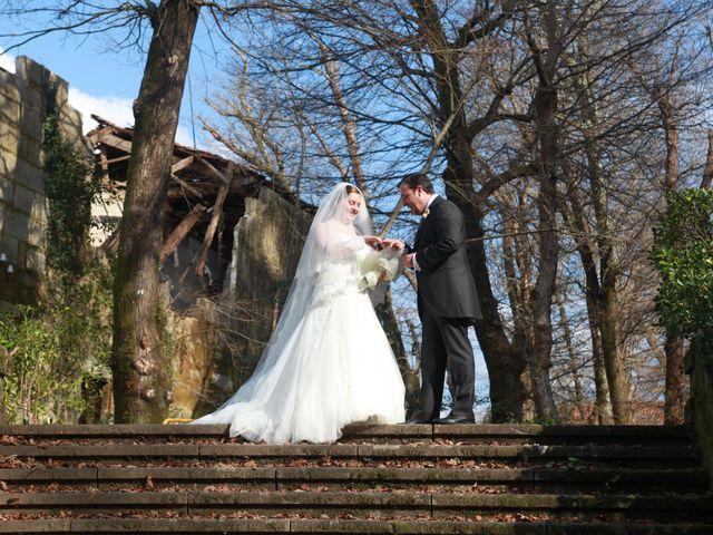 La boda de Fernando y Paula en Mondariz (Balneario), Pontevedra 48
